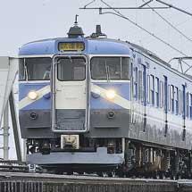 415系800番台C01編成が福岡以東に初入線
