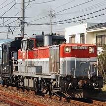 小田急ロマンスカー「MSE」が甲種輸送される