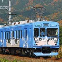 伊賀鉄道で200系の試運転