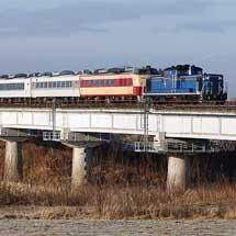キハ183系国鉄色ほか8両が釧路へ