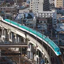 E5系+E3系,東京へ