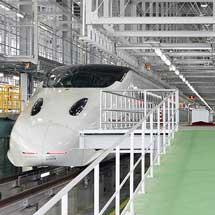 熊本総合車両基地で見学会開催