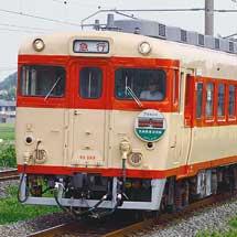 九州鉄道記念館7周年記念ツアー列車運転