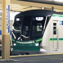 東京メトロ16000系が小田急線に初入線