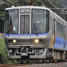 在来線技術試験車「U@tech」が,敦賀へ