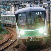 東京メトロ16000系が唐木田へ