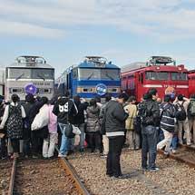 『第10回みんな集まれ!ふれあい鉄道フェスティバル』開催