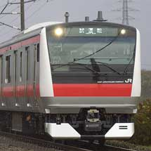 E233系5000番台に分割編成が登場