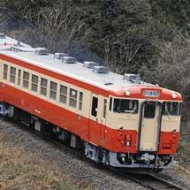 キハ40 1003,一般形標準色風塗色に