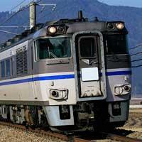 キハ181系4連による団体臨時列車運転
