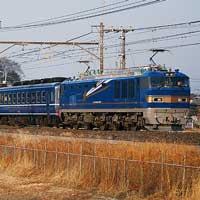 東北本線でEF510-514+24系+12系による試運転