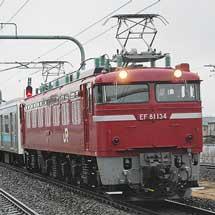 209系0番台6両が東京総合車両センターへ