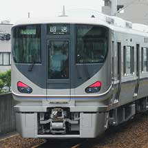 JR西日本225系L1編成が尾張一宮まで入線