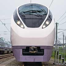 JR東日本,常磐線全線運転再開にあわせ特急列車の直通運転を実施へ