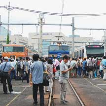 東京総合車両センター 一般公開 『2011夏休みフェア』開催