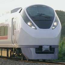 E657系東北本線・水戸線へ初入線