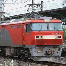 EF81 303が再び富山へ