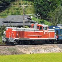 マヤ34 2009が肥薩おれんじ鉄道を検測