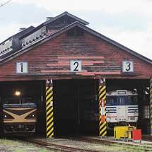 新津運輸区のキハ40系が陸羽東線・陸羽西線経由で出場