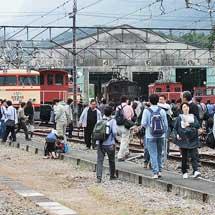 『西武トレインフェスティバル2011 in 横瀬』開催