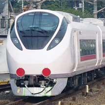 E657系K2編成が甲種輸送される