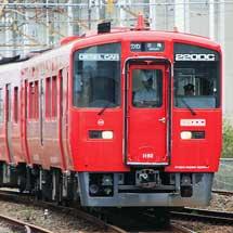 キハ220-1102が普通列車に