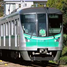東京メトロ16000系が新百合ヶ丘以西で試運転