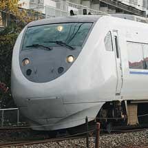 681系が団臨で姫路へ