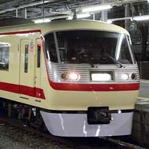 西武拝島線で臨時特急列車を運転