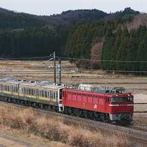211系N64編成が仙台・N63編成が福島へ