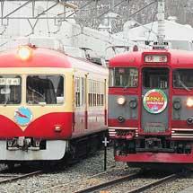 しなの鉄道で169系S54編成の引退記念イベント