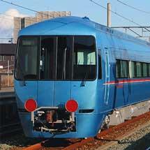 小田急60000形「MSE」4両編成が甲種輸送される