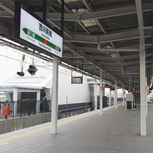 武蔵野線に吉川美南駅開業