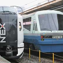 E259系が伊豆急下田まで初入線