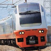 E653系K353編成が勝田に戻る