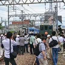 伊賀鉄道860系の「さよなら撮影会&さよなら運転」実施