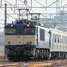 209系2100番台6両が長野総合車両センターから出場