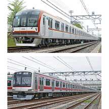 東横線と副都心線,2013年3月16日に相互直通運転を開始