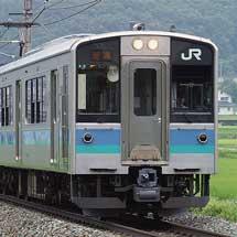 中央本線・篠ノ井線にE127系