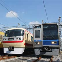 『南入曽車両基地電車夏まつり』開催