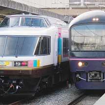 「NO.DO.KA」と「華」が本庄駅で顔合わせ