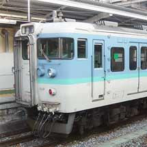 長野総合車両センター所属の115系2両編成に変化