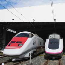 『盛岡新幹線車両センターまつり』開催