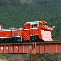 DE15 2525が山陰本線・播但線で試運転