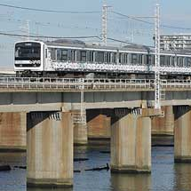 「MUE-Train」が埼京線・東海道本線で試運転