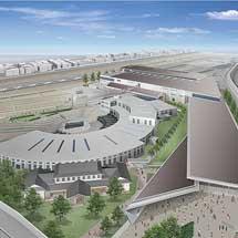 京都・梅小路エリアに新たな鉄道博物館
