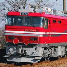 EH800-901が甲種輸送される