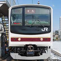 JR東日本,日光線で車内アナウンス内容の文字配信試験を実施
