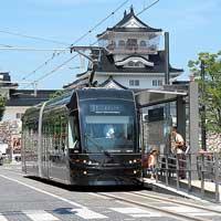 富山地鉄市内電車,10月10日から交通系ICカードに対応