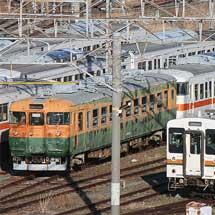クハ165-120が浜松へ